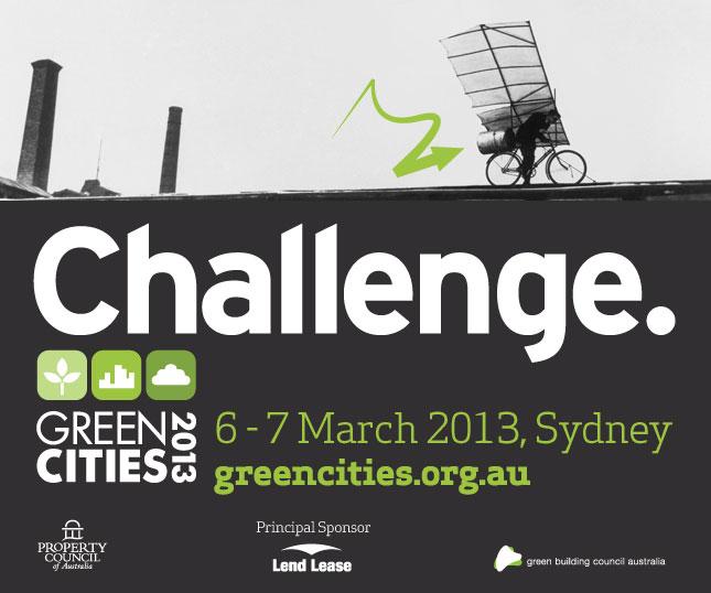 green cities sydney 2013