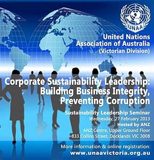 united nations association australia seminar