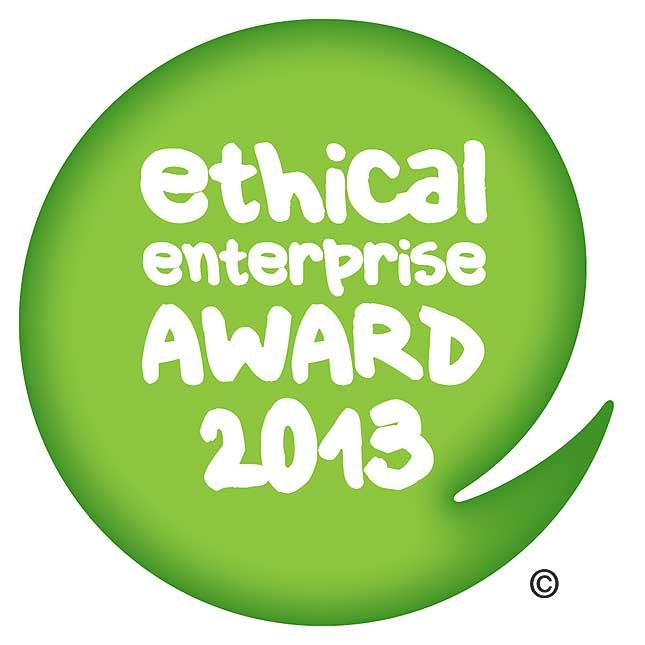 ethical enterprise award 2013