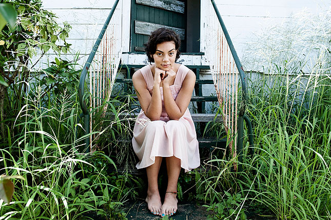 thelma plum will be playing at the boomerang festival in Byron Bay