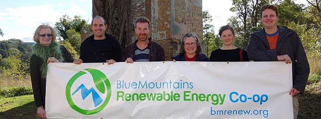 blue mountains renewable energy coop